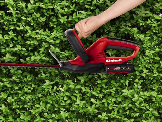 Einhell Cordless Hedge Trimmer GE-CH 1846 Li-Solo