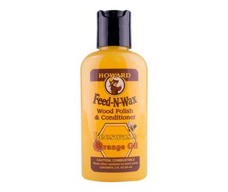Howard Feed & Wax, Wood Polish & Conditioner 59ml (Sample Size)