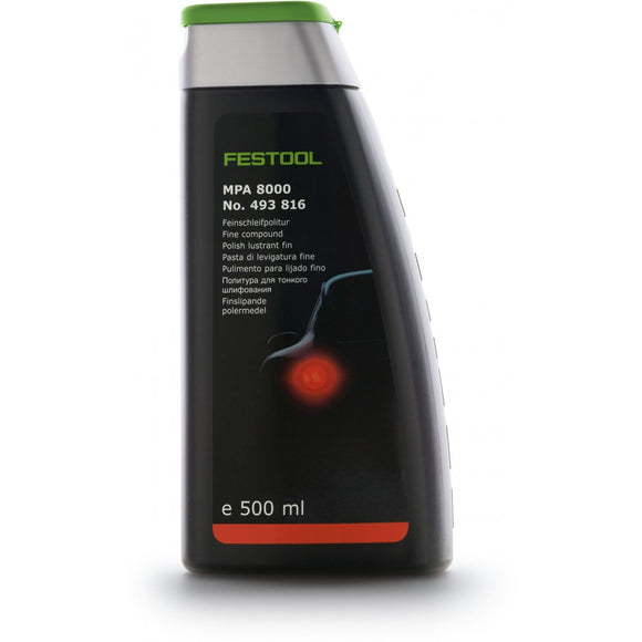 Festool Polish Agent MPA 8000 500ml - 493816