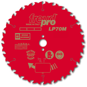 Freud Sawblade, Professional, Ø-300mm, 24 Tooth, LP70M001P