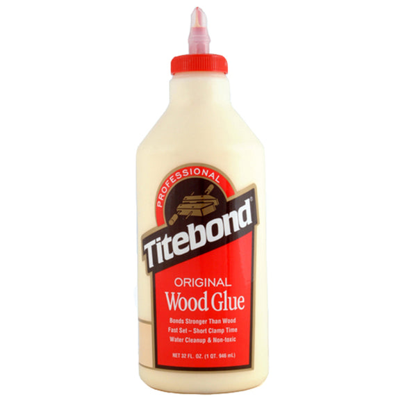TiteBond Wood Glue, Original, 32oz (946ml)