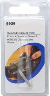 Dremel Diamond Engraving Point for Engraver - 9929