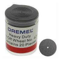 Dremel Cut-off Wheel 24mm x 20Pc | 420