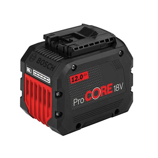 Bosch Professional Battery, ProCore, 18v 12AH