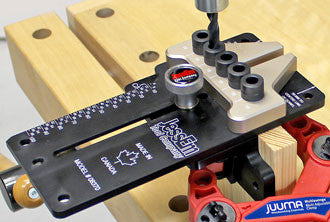 Jessem Dowelling Jig with Kit for 8 mm Dowels