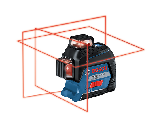 Bosch GLL 3- 80 Professional Multi Line Laser Level