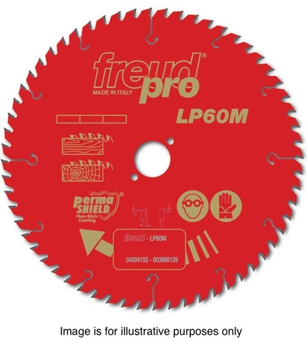 Freud Sawblade, Professional, Ø-250mm, 80 Tooth, LP60M001P