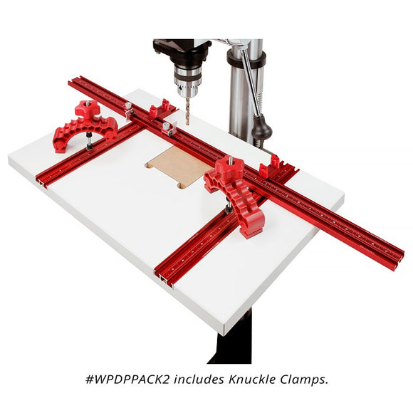 Woodpeckers Drill Press Table, Complete Package, Version 2