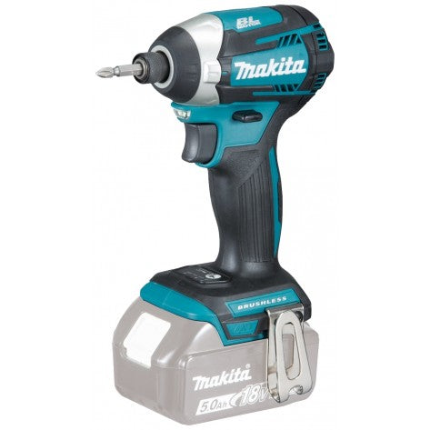 Makita DTD154 18v Cordless Impact Driver Drill ( In A Cardboard Box) No Batteries and Charger included