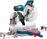 Bosch Double Bevel Saw GCM 12 GDL + GTA6200 Stand