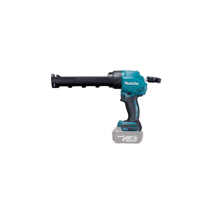 Makita DCG180ZK Cordless Caulking Gun, 18V LXT, c/w Carry Case, body only