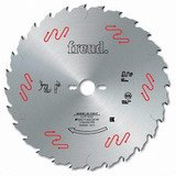 Freud Saw Blade, Industrial,  Ø-250MM, 24 Tooth, LU1F0100