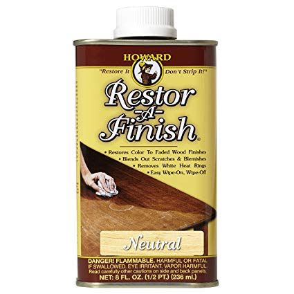 Howard Restor-A-Finish, Neutral, 236ml