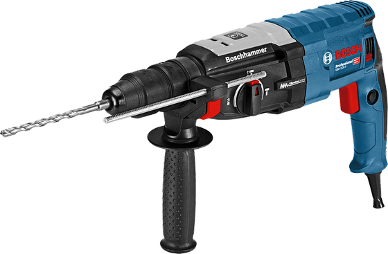 Bosch GBH 2-28F Rotary Hammer + Quick change Chuck