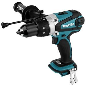 Makita Cordless Drill DHP458ZK 18V 13mm - Tool Only