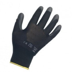 Gloves Blackmax PU Palm coated Size10