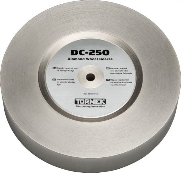 Tormek Diamond Wheel, Coarse 360 Grit, DC-250