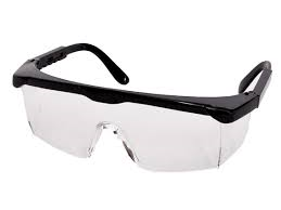 Safety Glasses Euro Clear