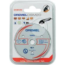 Dremel Multipurpose Cutting Disc - DSM500