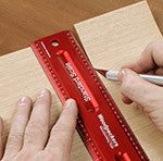 Woodpeckers 300mm Precision Woodworking Ruler