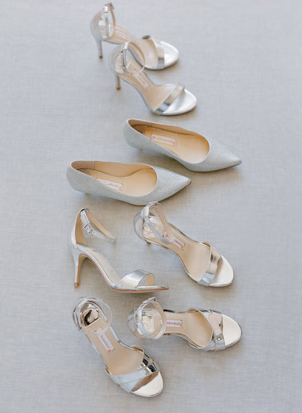 Tasteful Wedding Shoes for Stylish Brides