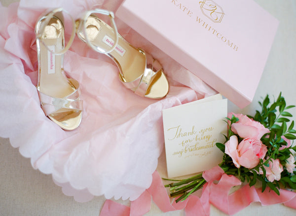 Golden Girls: The Best of Gold Bridal Shoes