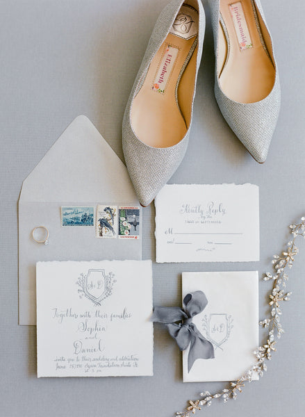 Regrets Only...if You Don't Shop Wedding Shoes