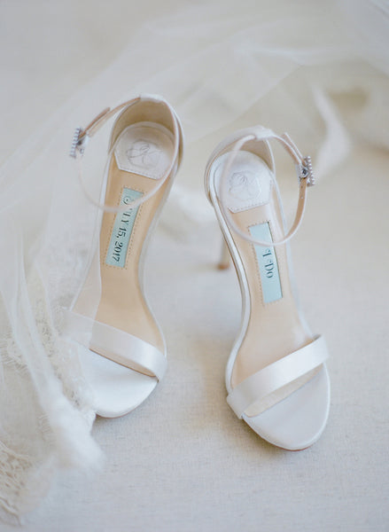 wedding shoes ivory, bridal heels, flats