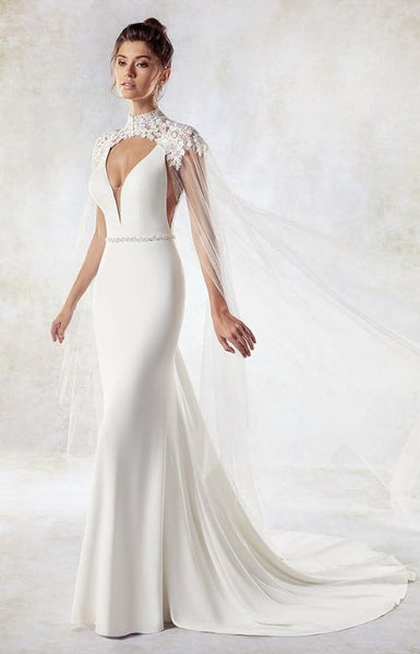 trendy wedding dresses and shoes
