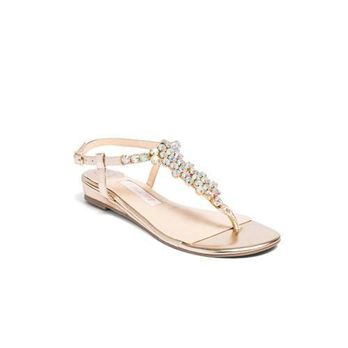 Wedding flats kate whitcomb shoes wedding shoes flat wedding flats gold rhinestone flats kate whitcomb shoe bella junglespirit