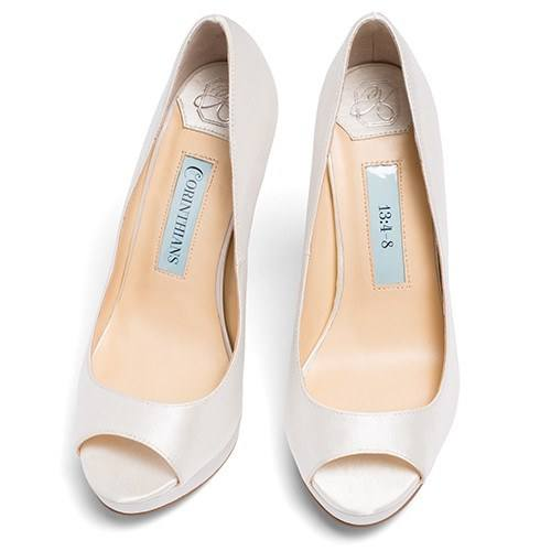 "Shoes - Ivory Wedding Shoes - ""Aria"" 2, personalized bridal sandals"