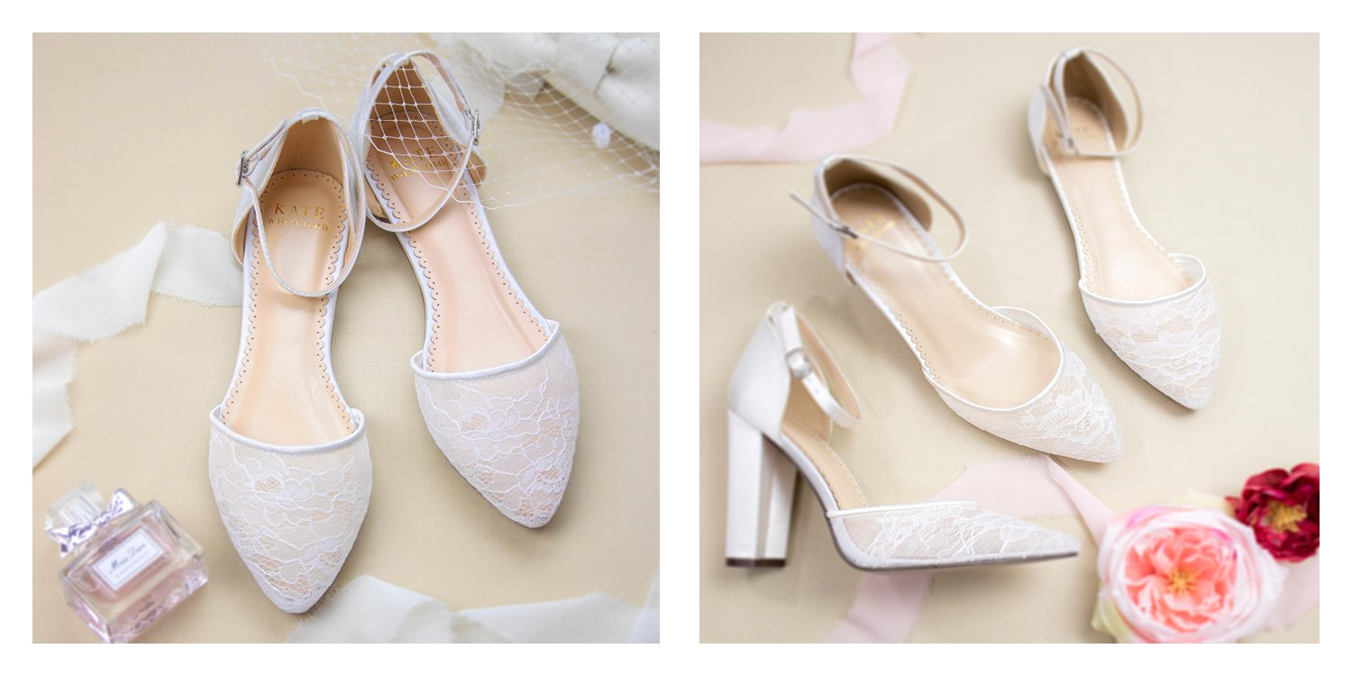 wedding shoes personalized, bridal shoes, shoes for bride, kate whitcomb