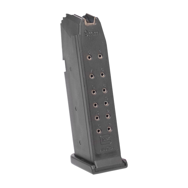 GLOCK- 19 15 RD 9MM MAGAZINE