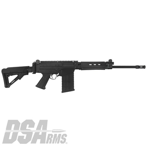 "DS ARMS- SA58 16"" COMPACT TACTICAL CARBINE, PARA STOCK RIFLE ***FREE SHIPPING***"