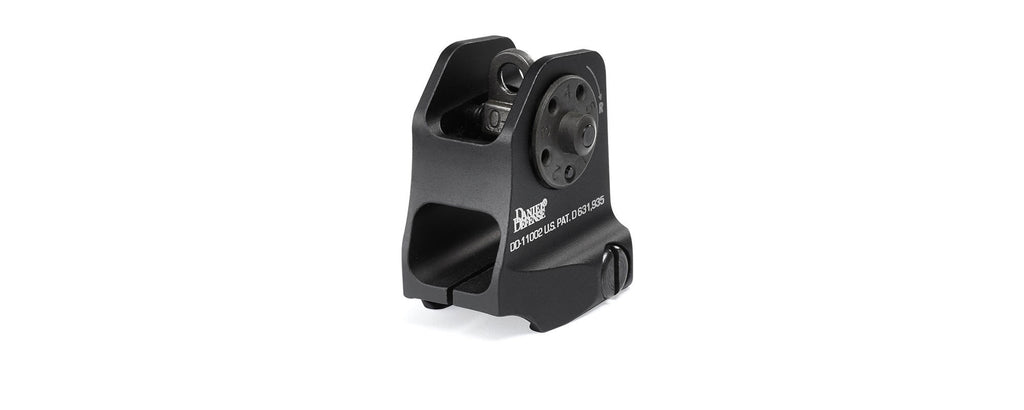 DANIEL DEFENSE- A1.5 FIXED REAR SIGHT ***FREE SHIPPING***