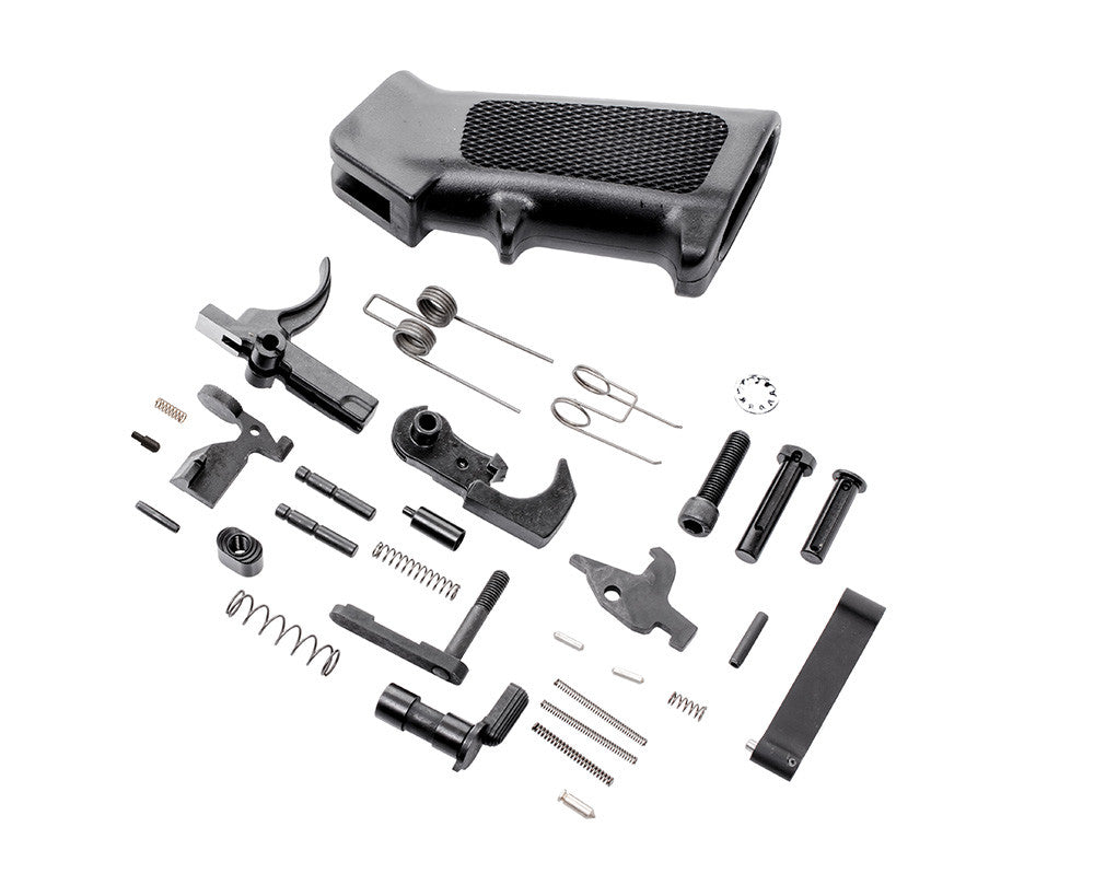 CMMG- LOWER PARTS KIT, AR-15