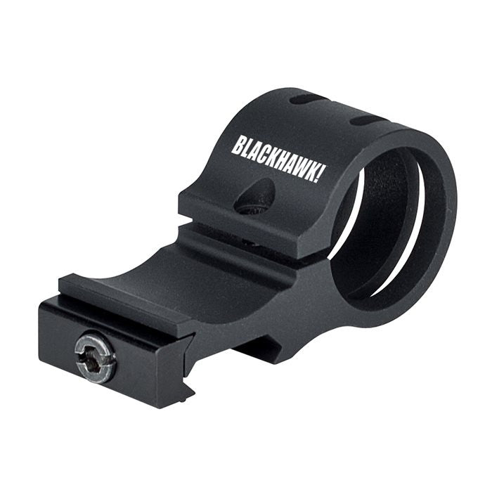 BLACKHAWK- OFFSET FLASHLIGHT RAIL MOUNT