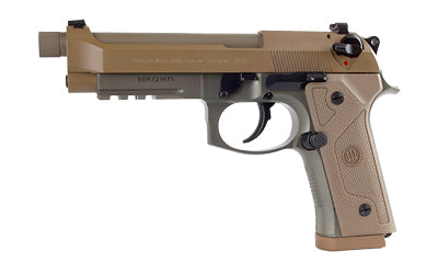 BERETTA- M9A3-G 9MM 17RD FDE DEC