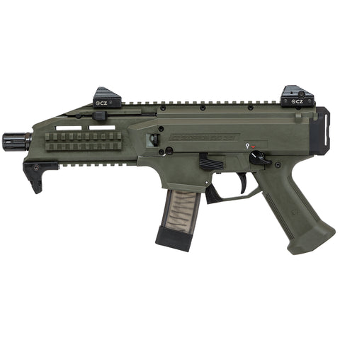 CZ-USA- CZ SCORPION EVO 3 S1 PISTOL 9MM ODG