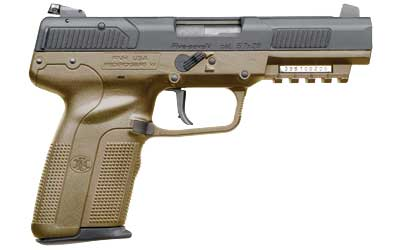FN- FIVE SEVEN 5.7X28MM 20RD AS FDE ***FREE SHIPPING***