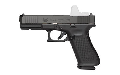 GLOCK- G17 GEN 5 MOS FRONT SERRATION ***FREE SHIPPING***
