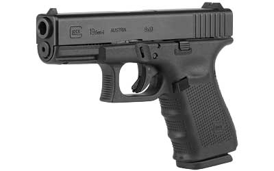 GLOCK- G19 GEN 4 9MM ***FREE SHIPPING***