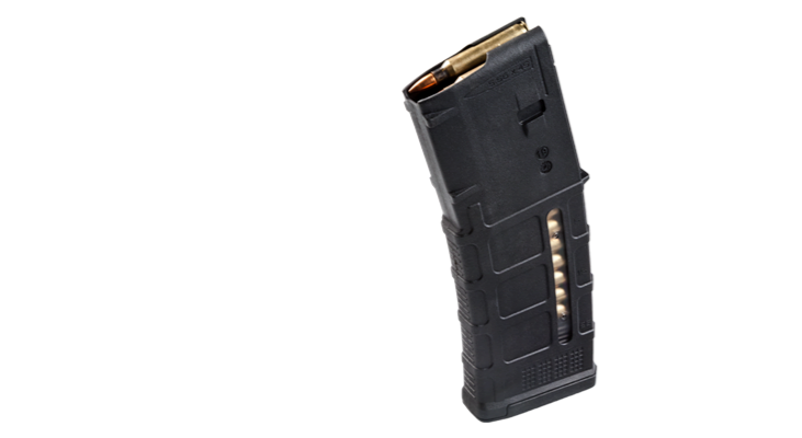 MAGPUL- PMAG 30 AR/M4 GEN M3 WINDOW