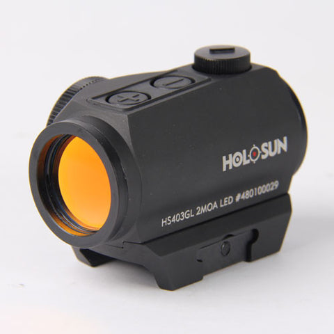 HOLOSUN- HS403GL RED DOT