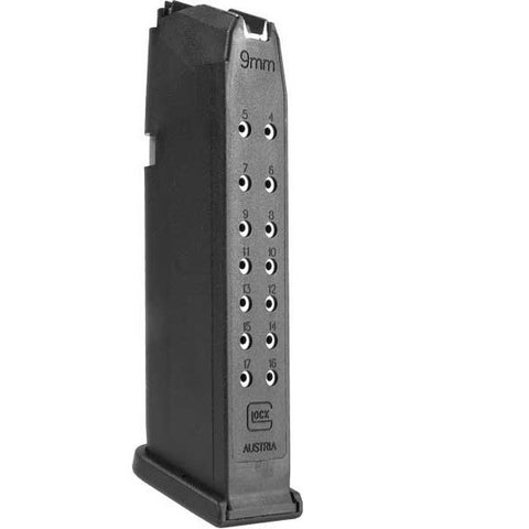 GLOCK- 17/34 17RD 9MM MAGAZINE