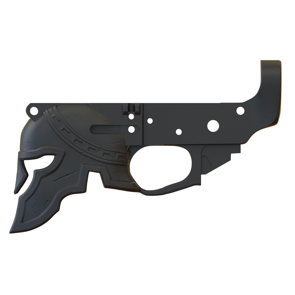SPIKES TACTICAL- STRIPPED LOWER (SPARTAN)