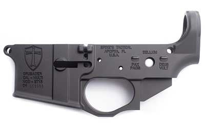SPIKES TACTICAL- CRUSADER FORGED LOWER ***FREE SHIPPING***