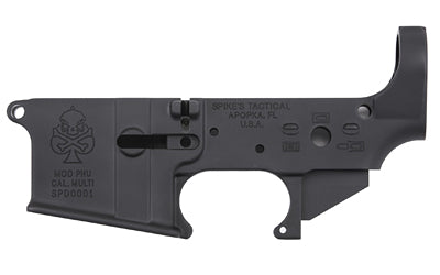 SPIKES TACTICAL- STRIPPED LOWER (PHU SPADE)