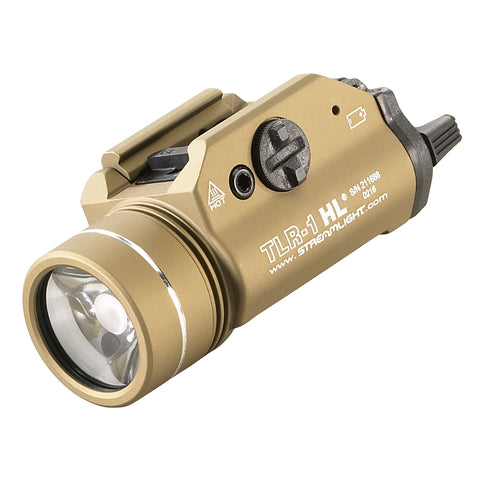 STREAMLIGHT- TLR-1HL 800 LUMENS FDE ***FREE SHIPPING***