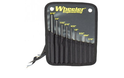WHEELER- ROLL PIN PUNCH SET